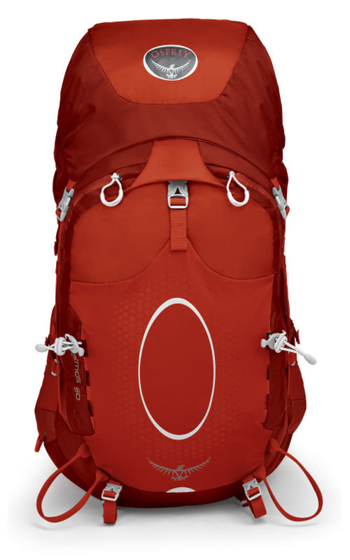 Osprey Atmos (red)