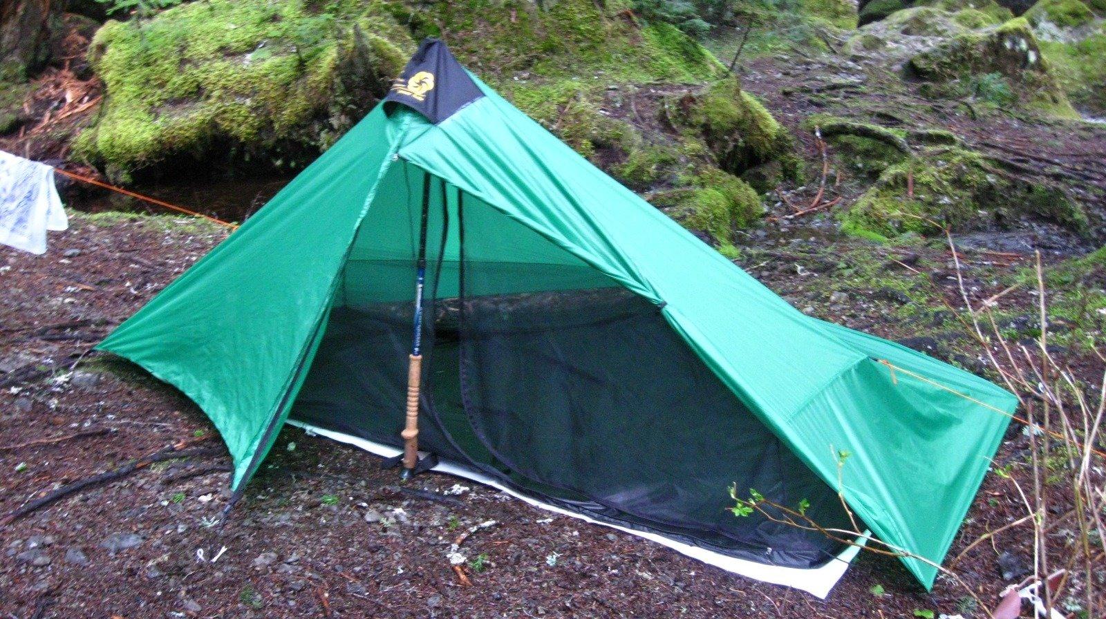 Trekking Poles Tent