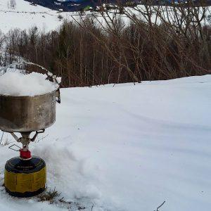 Як топити сніг? 10 порад
