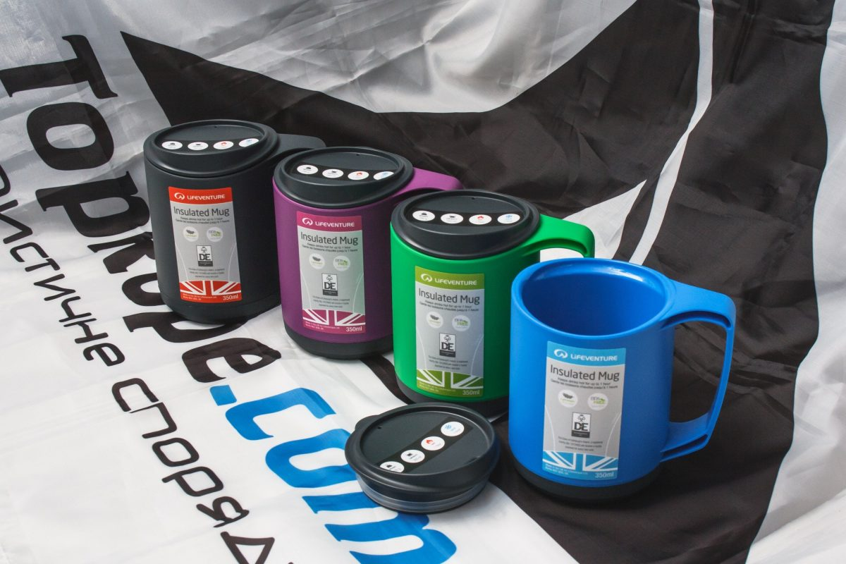 Lifeventure Ellipse Insulated Mug Colors