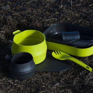 Wildo: посуд для туризму і відпочинку