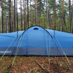 """Палатка Trimm Galaxy II. Большой и удобный """"дом"""" для кемпинга"""