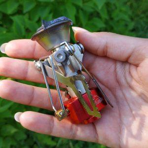 MSR Pocket Rocket 2. Обзор газовой туристической горелки