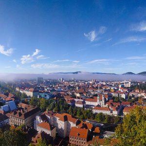 Грац — місто непопсової Австрії