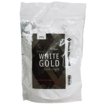 Магнезия Black Diamond White Gold Pure Chalk 100g