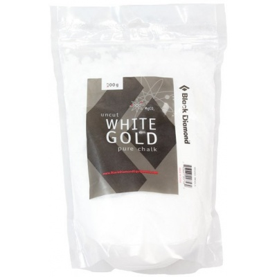 Магнезия Black Diamond White Gold Pure Chalk 300g