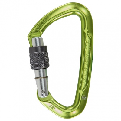 Карабін Climbing Technology Lime SG (2C45800 ZZB)