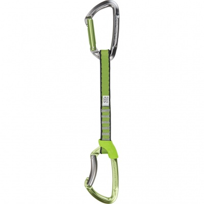 Відтяжка Climbing Technology Lime Set NY (17 см) Anodized