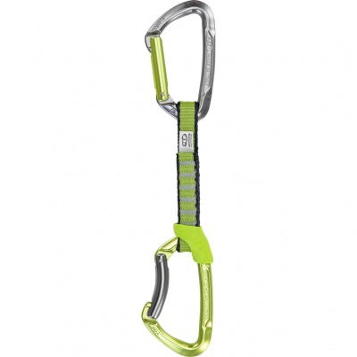 Відтяжка Climbing Technology Lime Set NY (12 см) Anodized