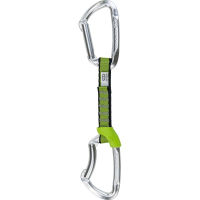 Відтяжка Climbing Technology Lime Set NY (12 см) Silver