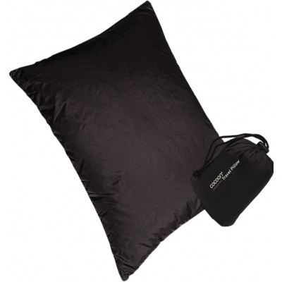 Подушка COCOON Travel Pillow Nylon/Goose Down L