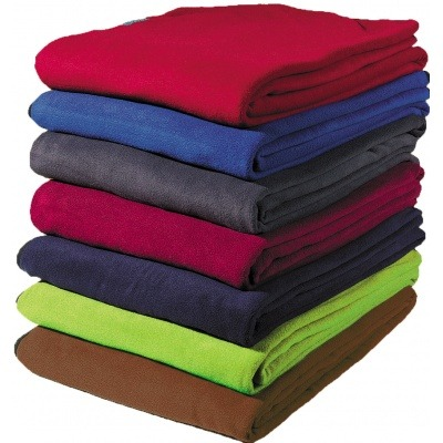 Одеяло COCOON Fleece Blanket (blackberry)