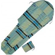 Вкладыш COCOON MummyLiner Flannel (african rainbow)