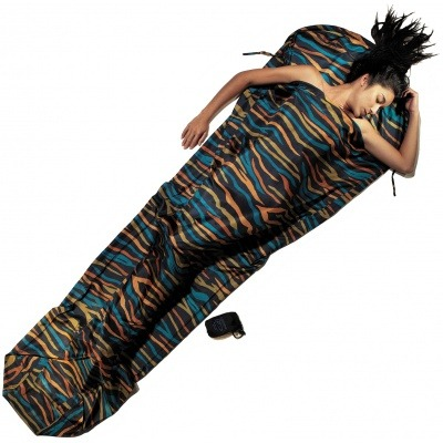 Вкладиш COCOON MummyLiner Silk (african night)