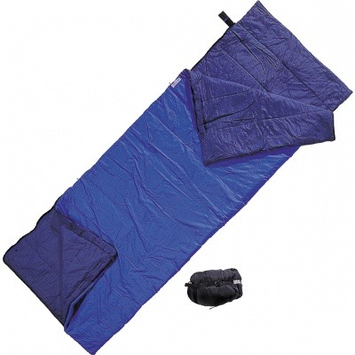 Спальник COCOON Tropic Traveler Nylon Long (royal blue/tuareg)
