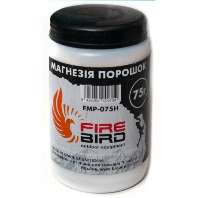 Магнезія Fire Bird Magnesium Box 75g