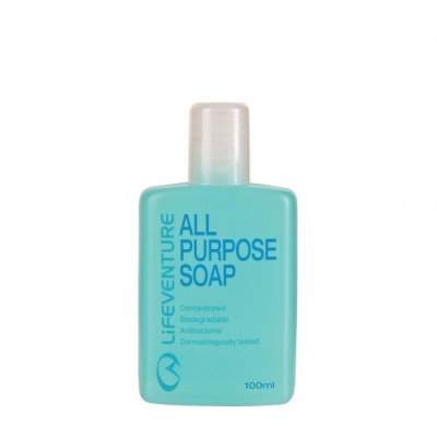 Мило Lifeventure All Purpose Soap 100ml