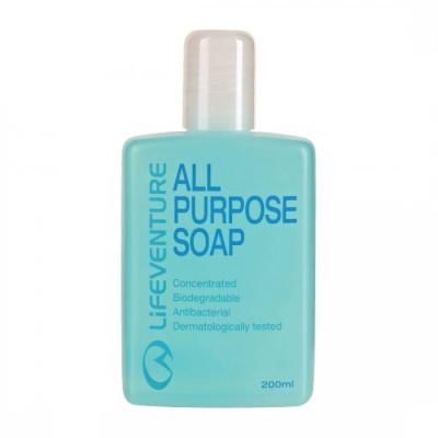 Мило Lifeventure All Purpose Soap 200ml