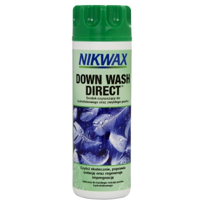 Засіб для прання пуху Nikwax Down Wash Direct 300ml