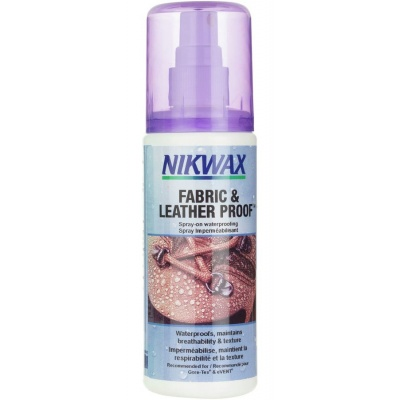 Спрей для взуття Nikwax Fabric & Leather Proof 125ml