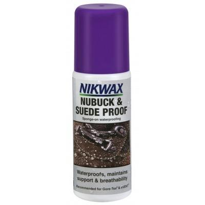 Пропитка для обуви Nikwax Nubuck & Suede Proof 125ml