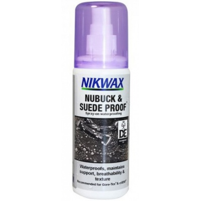 Спрей для обуви Nikwax Nubuck & Suede Proof 125ml