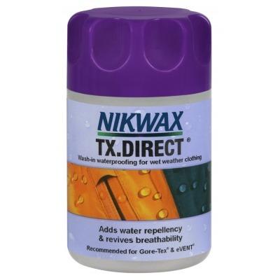 Пропитка для мембран Nikwax TX.Direct Wash-In 150ml