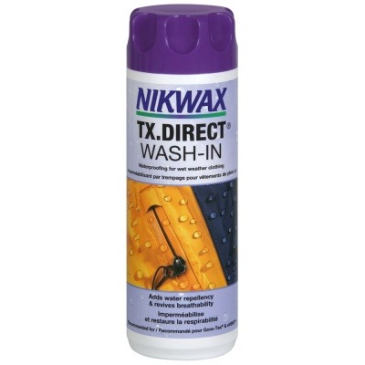 Пропитка для мембран Nikwax TX.Direct Wash-In 300ml