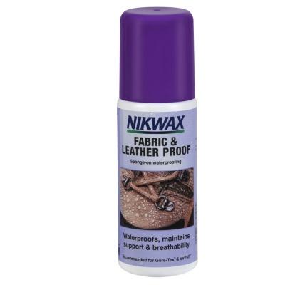 Просочення для взуття Nikwax Fabric & Leather Proof 125ml