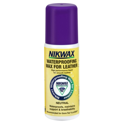 Пропитка для обуви Nikwax Waterproofing Wax For Leather (нейтральный) 125ml