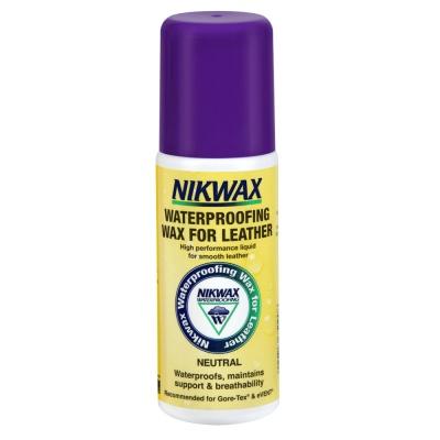 Просочення для взуття Nikwax Waterproofing Wax For Leather (нейтральний) 125ml