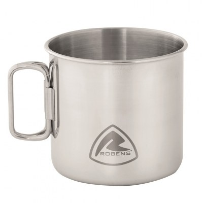 Кружка Robens Pike Steel Mug 450ml