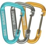 Набор карабинов Sea To Summit Accessory Carabiner 3 Pack