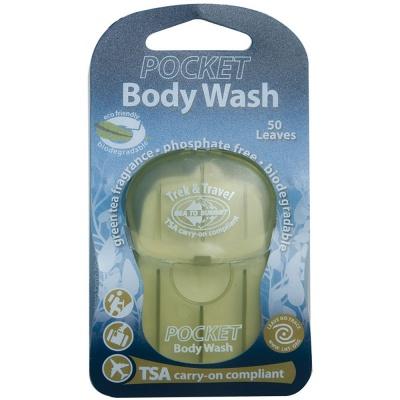 Мыло Sea To Summit Trek&Travel Pocket Body Wash