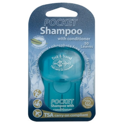 Шампунь Sea To Summit Trek&Travel Pocket Conditioning Shampoo