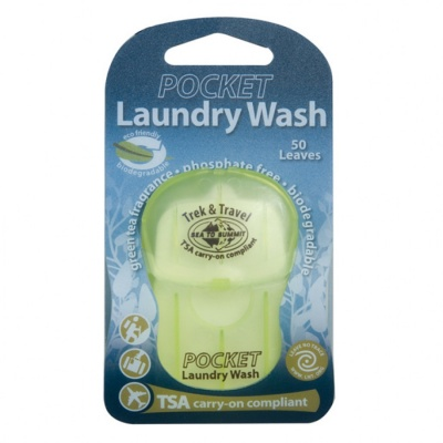Мыло Sea To Summit Trek&Travel Pocket Laundry Wash