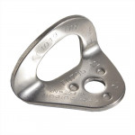 Шлямбурное ухо Singing Rock Hanger Plate St.Steel 12mm
