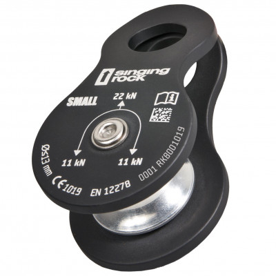 Блок-ролик Singing Rock Pulley Small Black