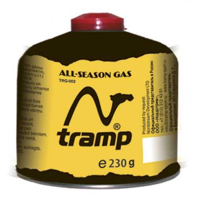 Баллон газовый Tramp 230г. (резьбовой)
